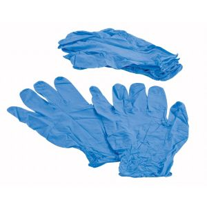 View B&Q Nitrile Disposable Gloves, Pack of 8 details