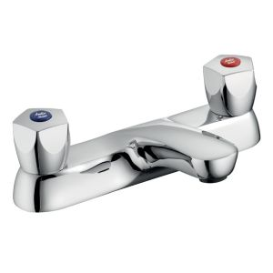 Armitage Shanks Sandringham Chrome Bath Mixer Tap