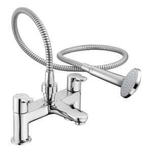 View Ideal Standard Chrome Basin Mixer Tap with Shower details