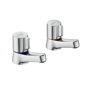 View Ideal Standard Alto Chrome Basin Tap, Pack of 2 details