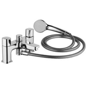 View Ideal Standard Tempo Chrome Bath Tap & Shower Mixer details