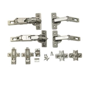 View Cooke & Lewis M Door Hinge, Set of 1 details