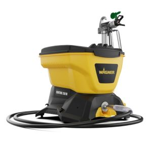 Image of Wagner 1 Piece Airless paint sprayer