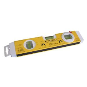 View Stabila Aluminium Torpedo Spirit Level (L)280mm details