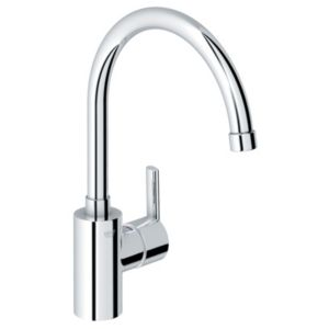 View Grohe Feel Chrome Effect Monobloc Tap details