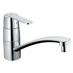 View Grohe Get Chrome Effect Lever Tap details