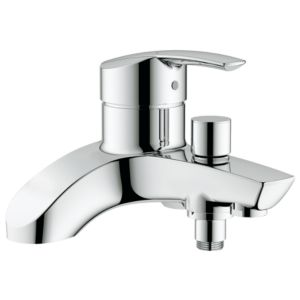 View Grohe Start Chrome Bath Shower Mixer Tap details