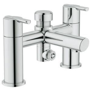 View Grohe Feel Chrome Bath Shower Mixer Tap details