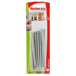 Image of Fischer Frame Fixing (Dia)8mm (L)120mm Pack of 4