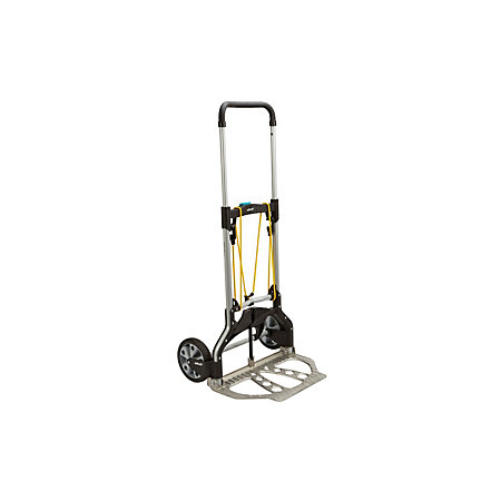 Wolfcraft Heavy Duty Foldable Hand Truck, (Max. Weight