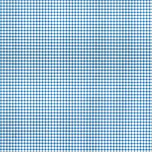 D-C-Fix Gingham Check Blue Self Adhesive Film (L)2M (W)450mm