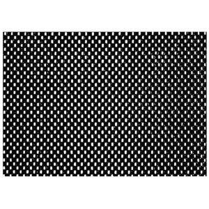 Image of D-C-Fix Black Rubber Bath Mat (L)1500mm (W)300mm