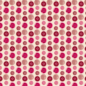Image of D-C-Fix Buttons Pink Self Adhesive Film (L)2M (W)450mm