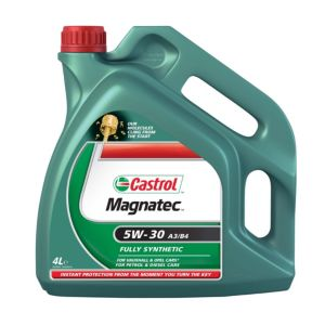 View Castrol Magnatec 5W30 Type Engine Oil 4L details