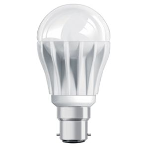 View Osram Bayonet Cap (B22) 7W LED GLS Light Bulb details