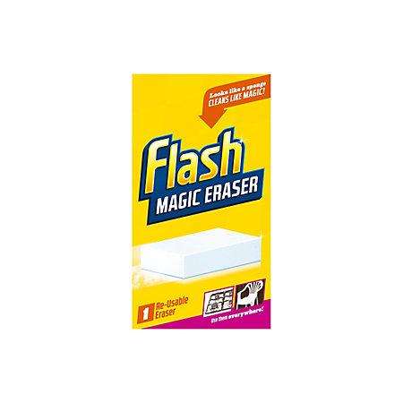 flash magic eraser pack of 1 departments diy at b q. Black Bedroom Furniture Sets. Home Design Ideas