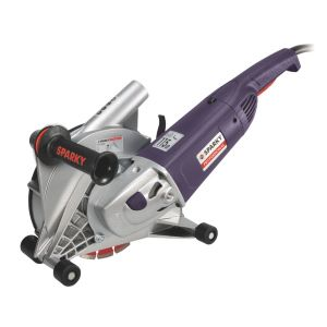 Image of Sparky 2000W 110V 230mm Wall chaser FK 652