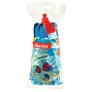 View Vileda Blue & Red Mop Refill details
