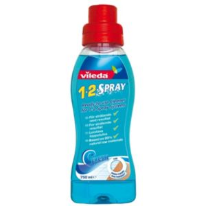 View Vileda 1-2 Spray Liquid Floor Cleaner Bottle details