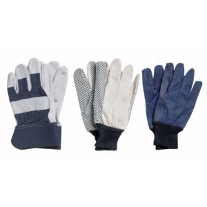 Image of B&Q Gloves Pack of 6