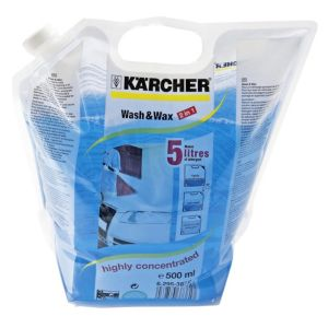 View Karcher 28860 Wash & Wax Detergent Pouch details