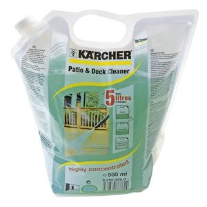 View Karcher 59128 Patio & Deck Detergent Pouch details
