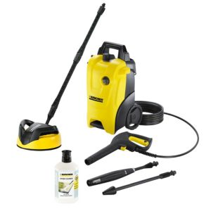 View Karcher K4 Compact Home Pressure Washer 130 Bar details