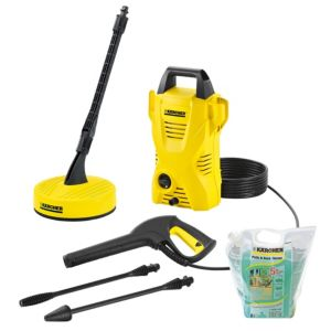 View Karcher K2 Compact Home Pressure Washer 110 Bar details