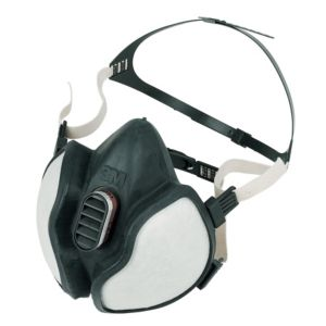 View 3M Dust Mask Protection Against Gas & Vapour details