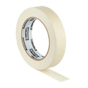 Image of Scotch Beige Masking Tape (L)50M (W)24mm
