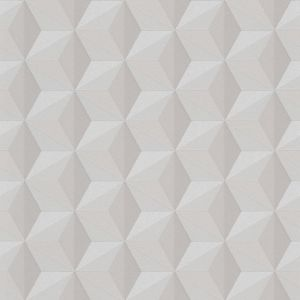 Image of A.S. Creation Pop colours Beige & cream Geometric Wallpaper