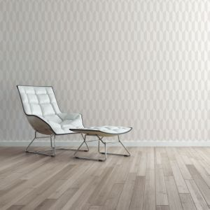 Image of A.S. Creation Bjorn Beige & cream Geometric Metallic Wallpaper