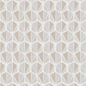 Image of A.S. Creation Bjorn Beige brown & grey Geometric Wallpaper