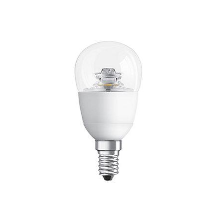 osram small edison screw cap e14 470lm led round light. Black Bedroom Furniture Sets. Home Design Ideas