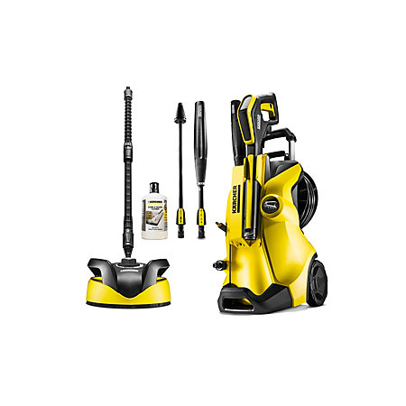 karcher k4 premium full control home pressure washer departments diy at b q. Black Bedroom Furniture Sets. Home Design Ideas