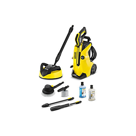 karcher k4 full control car home pressure washer departments tradepoint. Black Bedroom Furniture Sets. Home Design Ideas