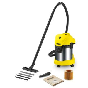 Karcher Corded Bagged Wet & Dry Vacuum WD 3 Premium