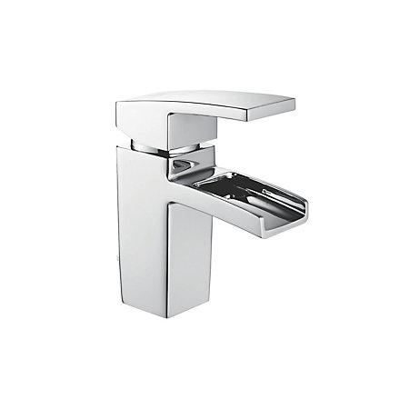 cooke lewis cascade waterfall 1 lever led light basin. Black Bedroom Furniture Sets. Home Design Ideas