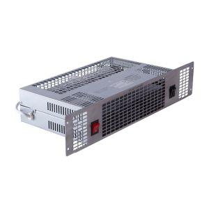 B&Q Electric 2000W Silver Plinth Heater