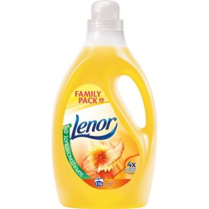 Image of Lenor Summer Breeze Fabric Conditioner 2.9 L