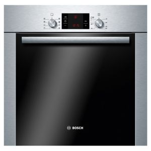 View Bosch HBA63B251 Silver Electric Multifunction Single Oven details