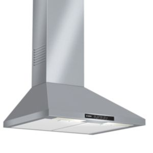 Bosch DWW06W450B Stainless steel Chimney Cooker hood  (W) 600mm