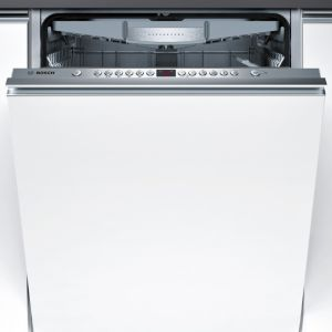 Bosch SMV69P05GB Integrated Full Size Dishwasher  White