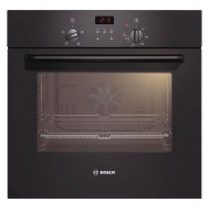 View Bosch HBN331S2B Black Electric Single Oven details