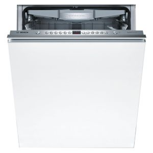 Bosch SMV69M01GB Integrated Full Size Dishwasher  White