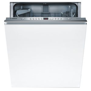Bosch SMV53M01GB Integrated Full Size Dishwasher  White