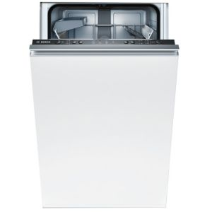 Bosch SPV40C10GB Integrated Slimline Dishwasher  White