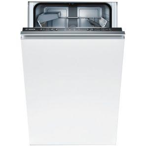 Bosch SPV40C10GB Built In Slimline Dishwasher  White