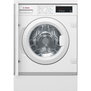 Bosch WIW28300GB White Built In Washing Machine