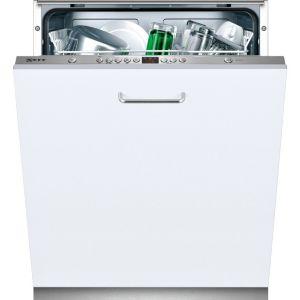 Neff S51L53X0GB Integrated Full Size Dishwasher  White